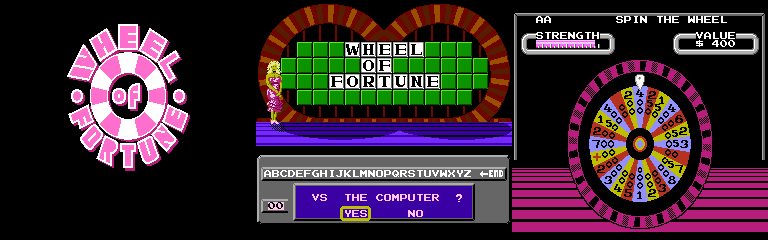wheel of fortune rom